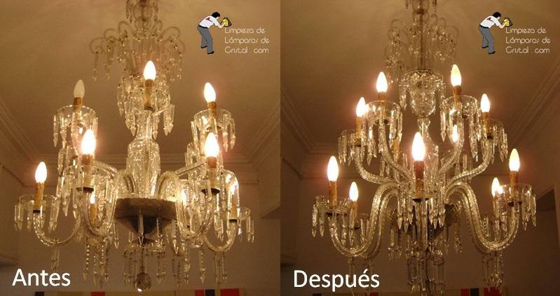 Limpiar lamparas de cristal de roca best limpiar lamparas - Limpiar lamparas de cristal ...
